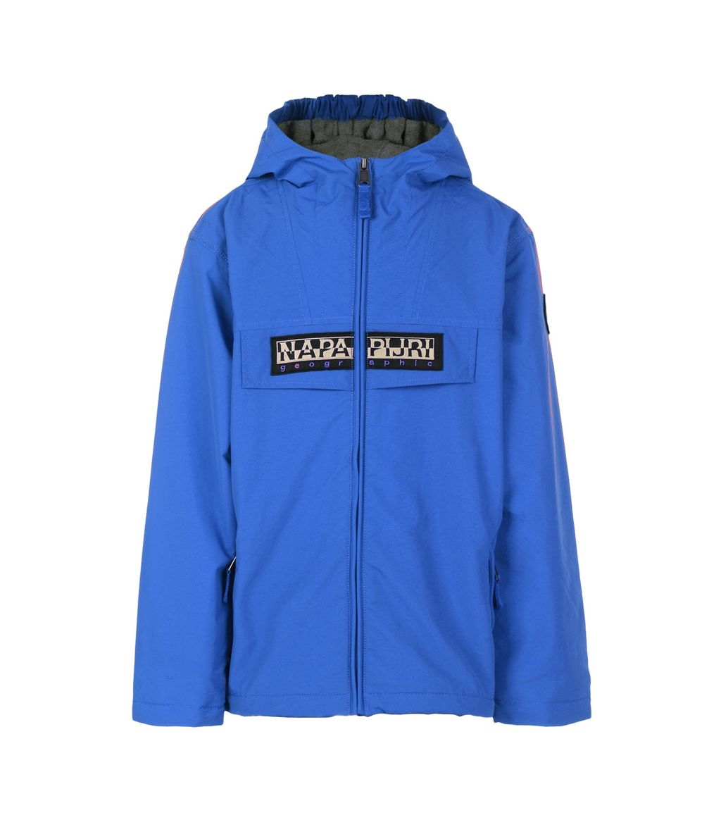 NAPAPIJRI K RAINFOREST OPEN JUNIOR KID RAINFOREST,BLAU