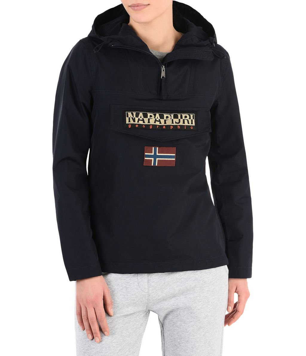 NAPAPIJRI RAINFOREST SUMMER WOMAN RAINFOREST,DARK BLUE