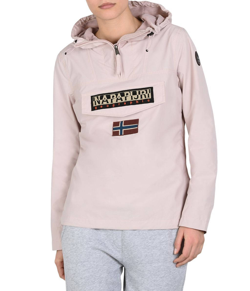 NAPAPIJRI RAINFOREST SUMMER WOMAN RAINFOREST,LIGHT PINK