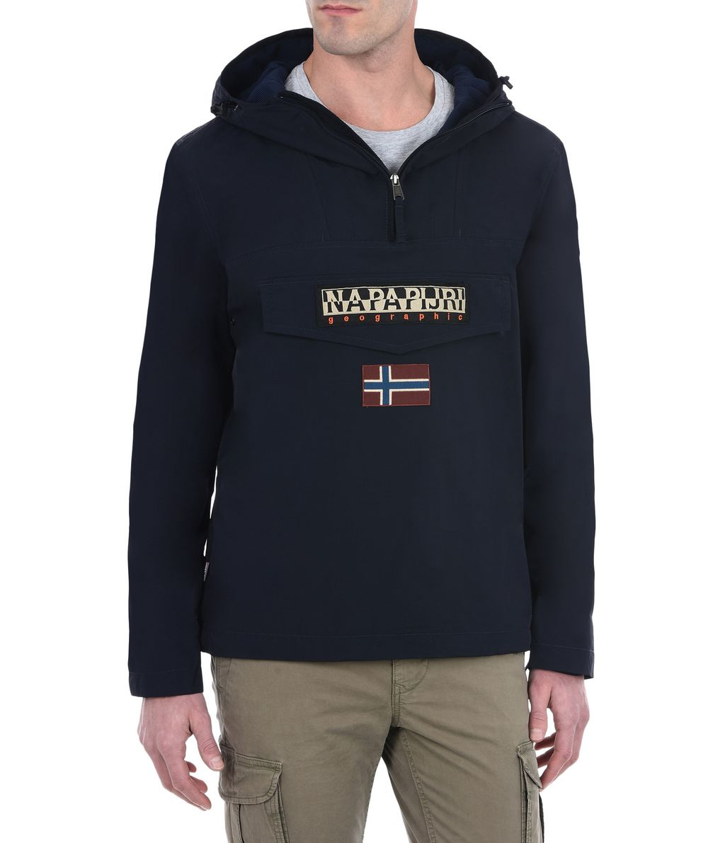 NAPAPIJRI RAINFOREST SUMMER MAN RAINFOREST,DARK BLUE