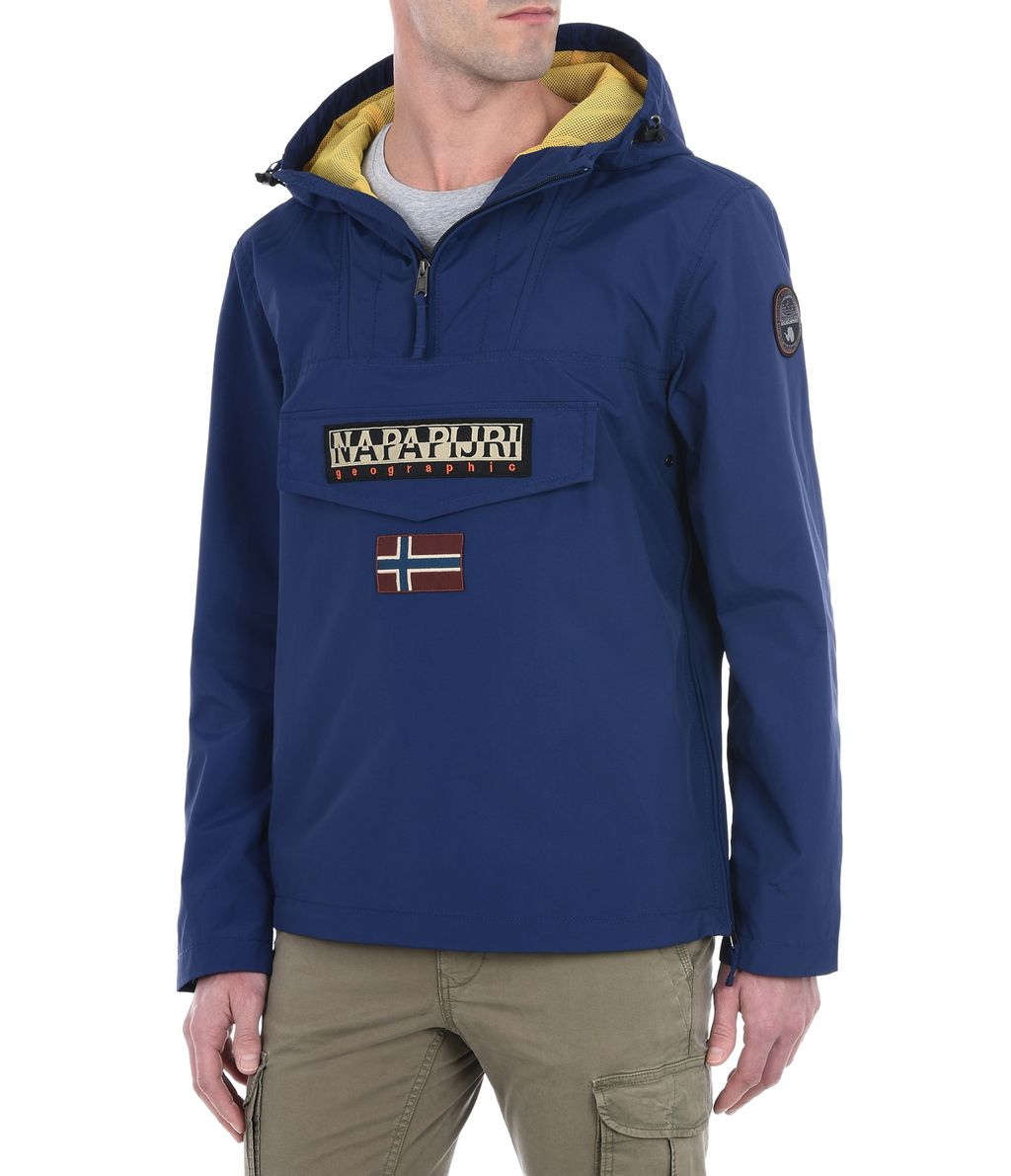 NAPAPIJRI RAINFOREST SUMMER MAN RAINFOREST,BLUE