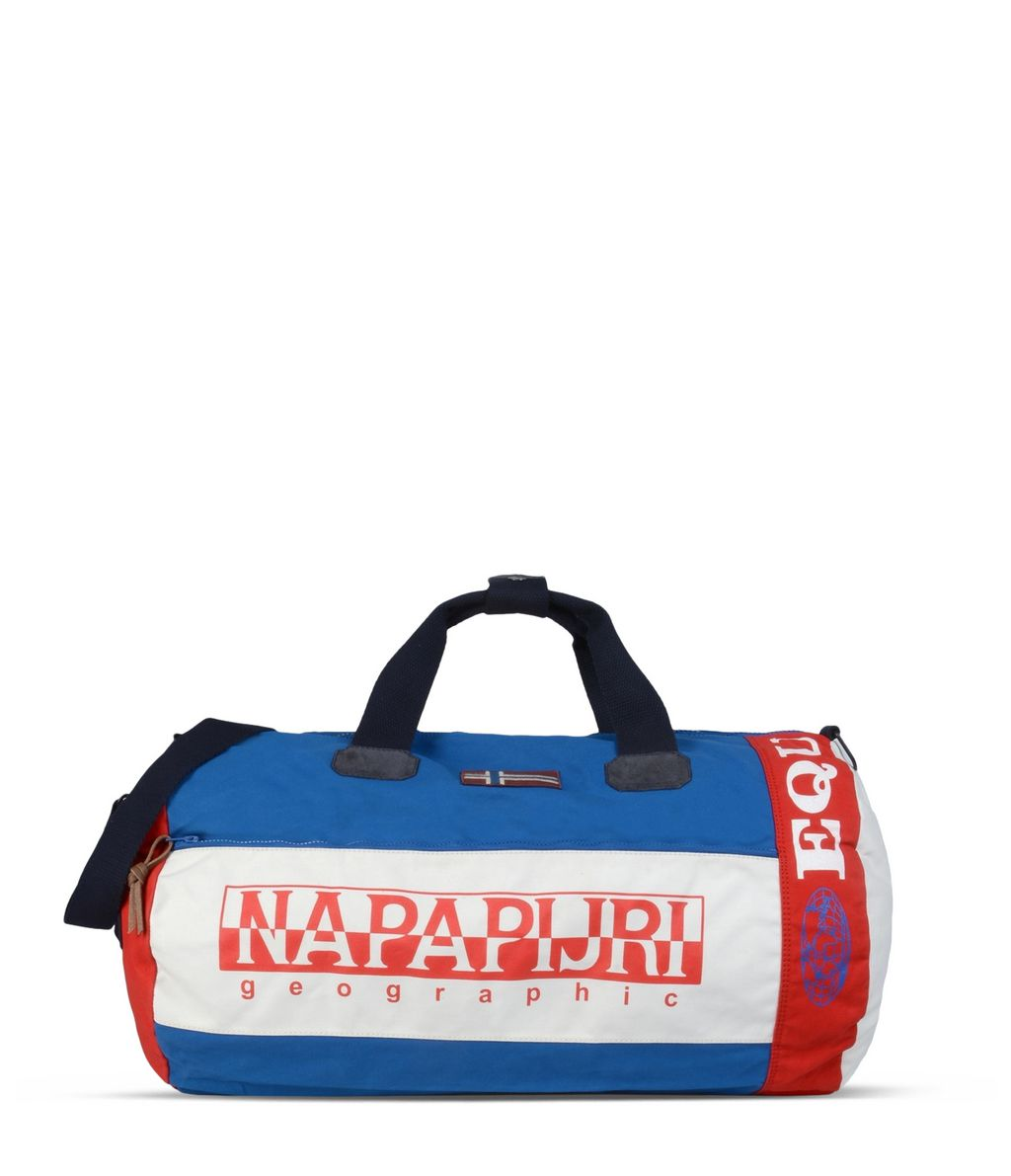 NAPAPIJRI SAROV  TRAVEL BAG,BRIGHT BLUE