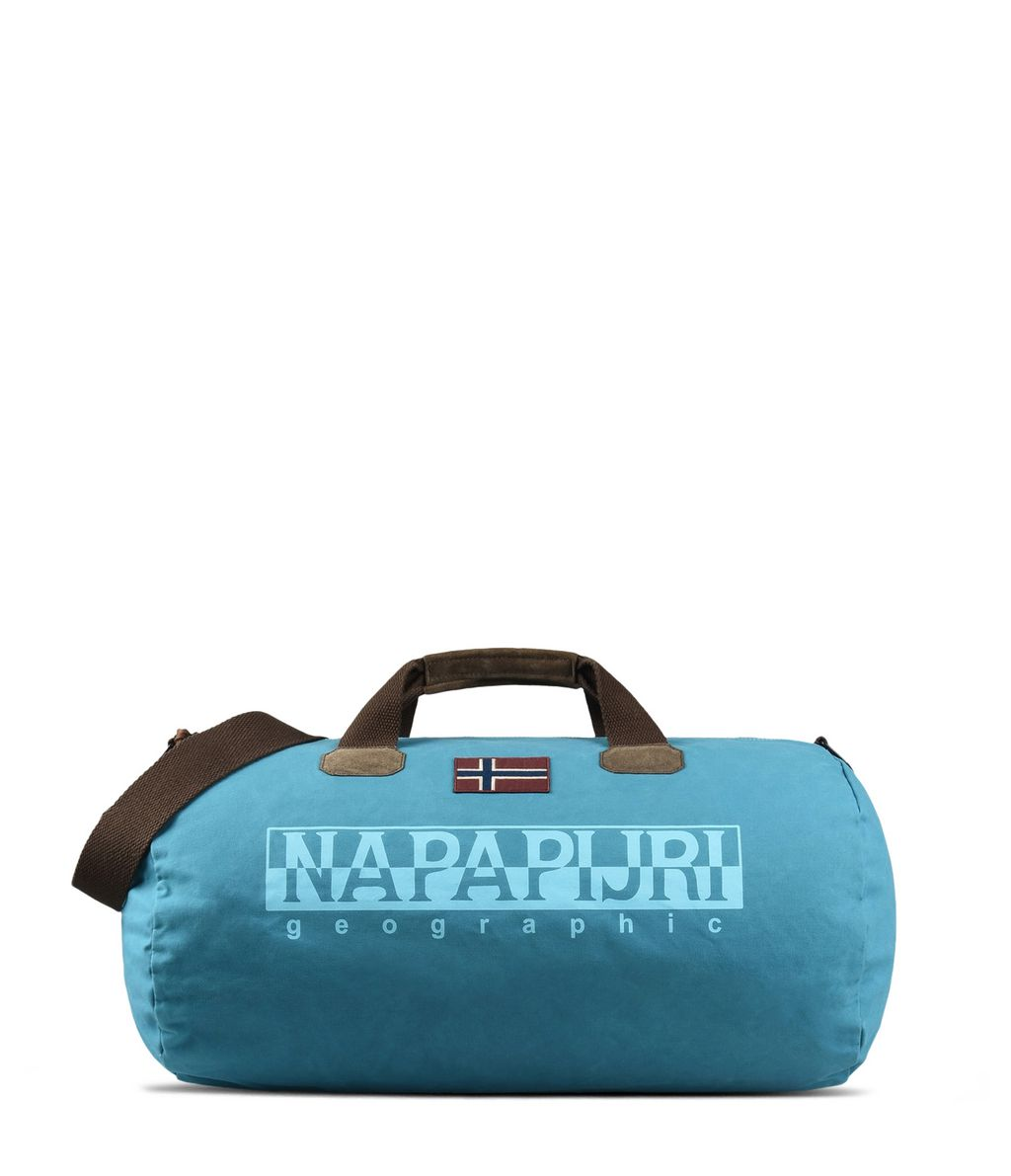 NAPAPIJRI BERING   TRAVEL BAG,CARIBBEAN BLUE