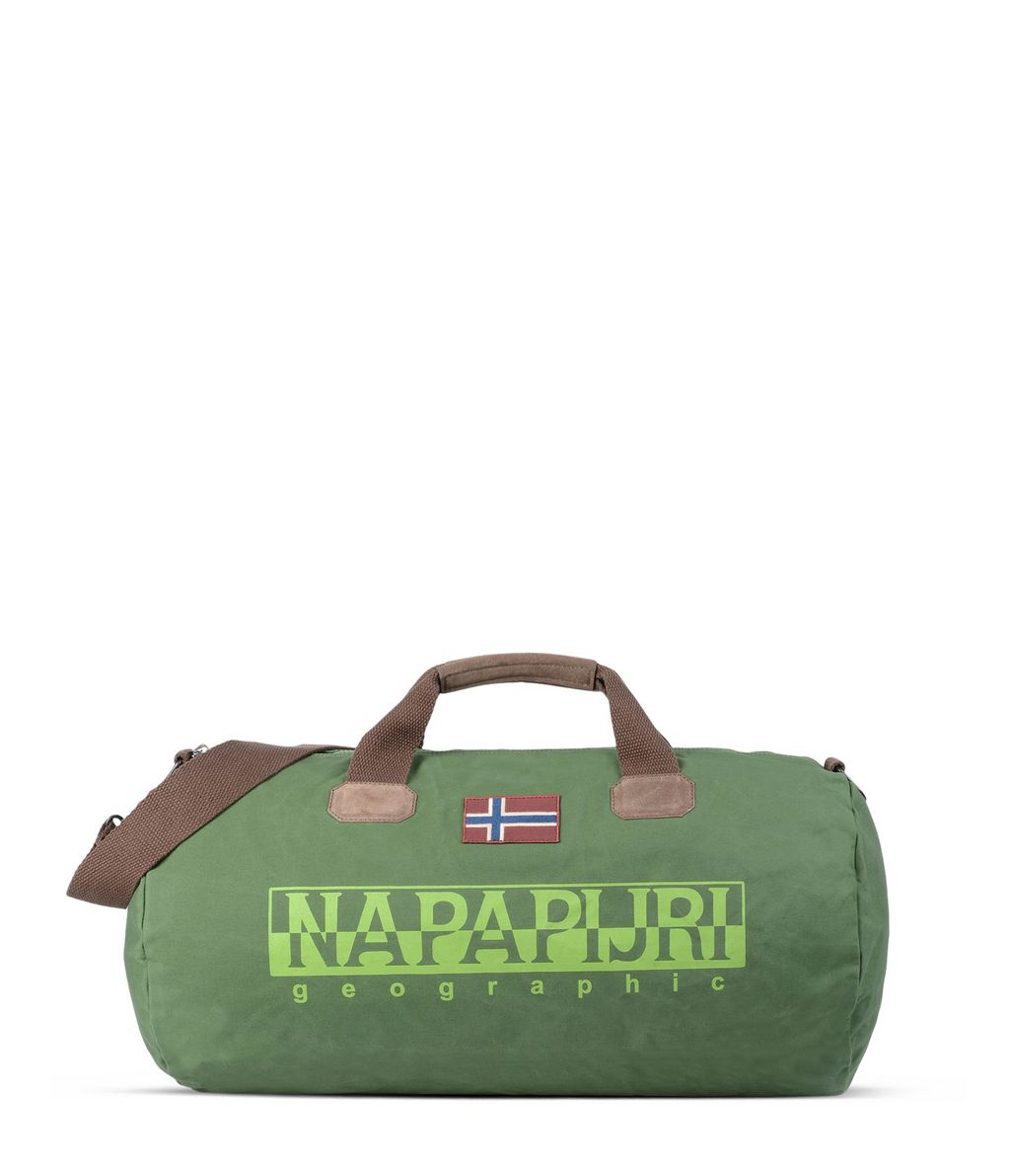 NAPAPIJRI BERING   TRAVEL BAG,GREENERY