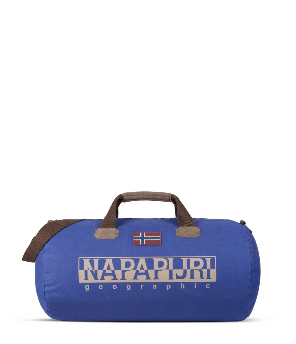 NAPAPIJRI BERING   TRAVEL BAG,PLATINE BLUE