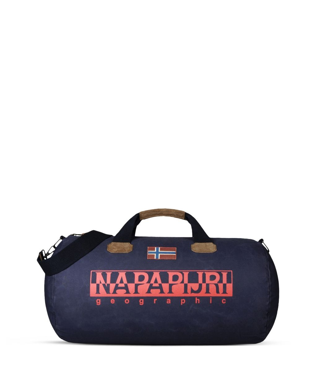 NAPAPIJRI BERING   TRAVEL BAG,DARK BLUE
