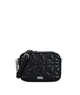 KARL LAGERFELD K/KUILTED SMALL CROSSBODY