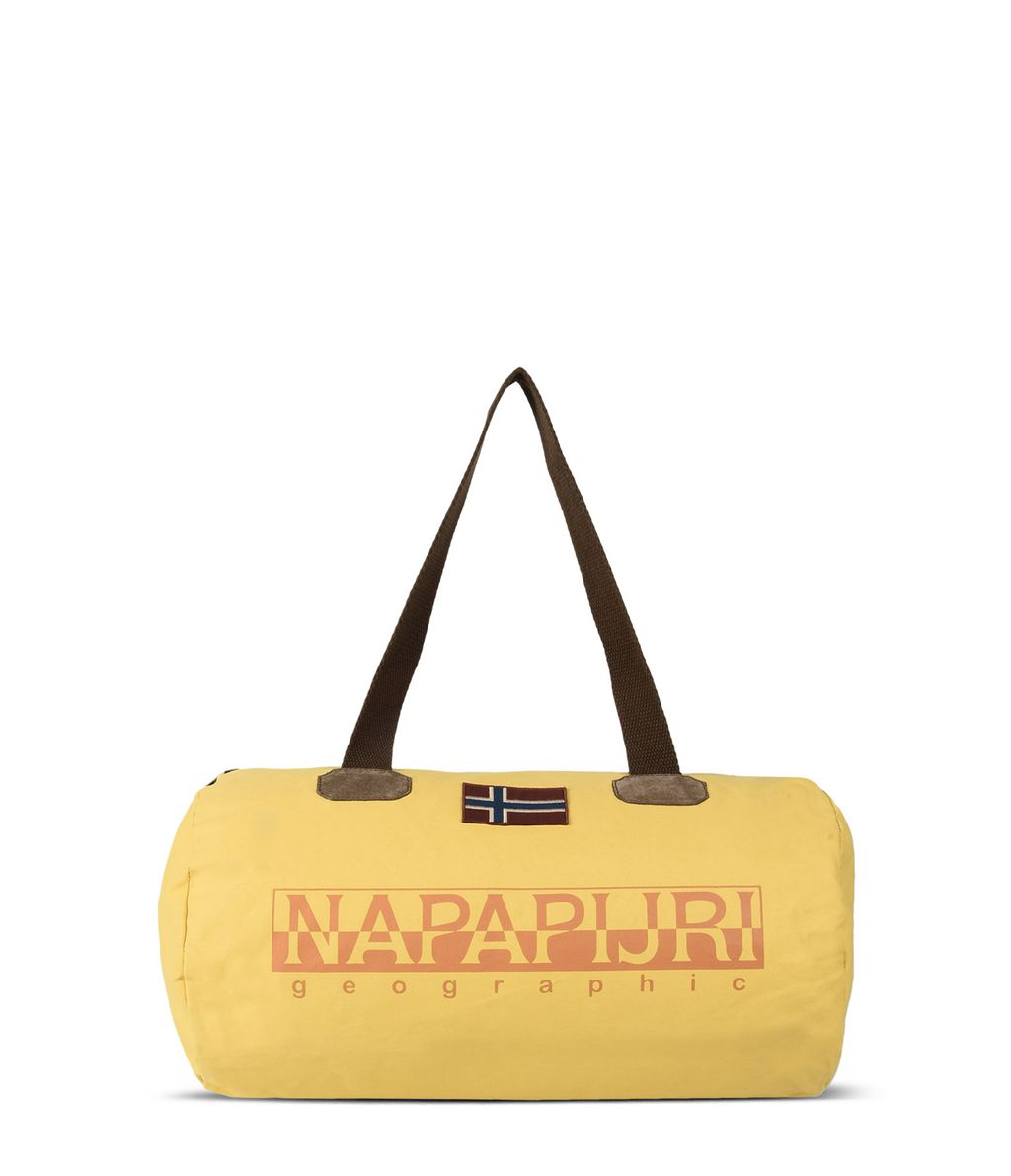 NAPAPIJRI BERING SMALL  TRAVEL BAG,YELLOW