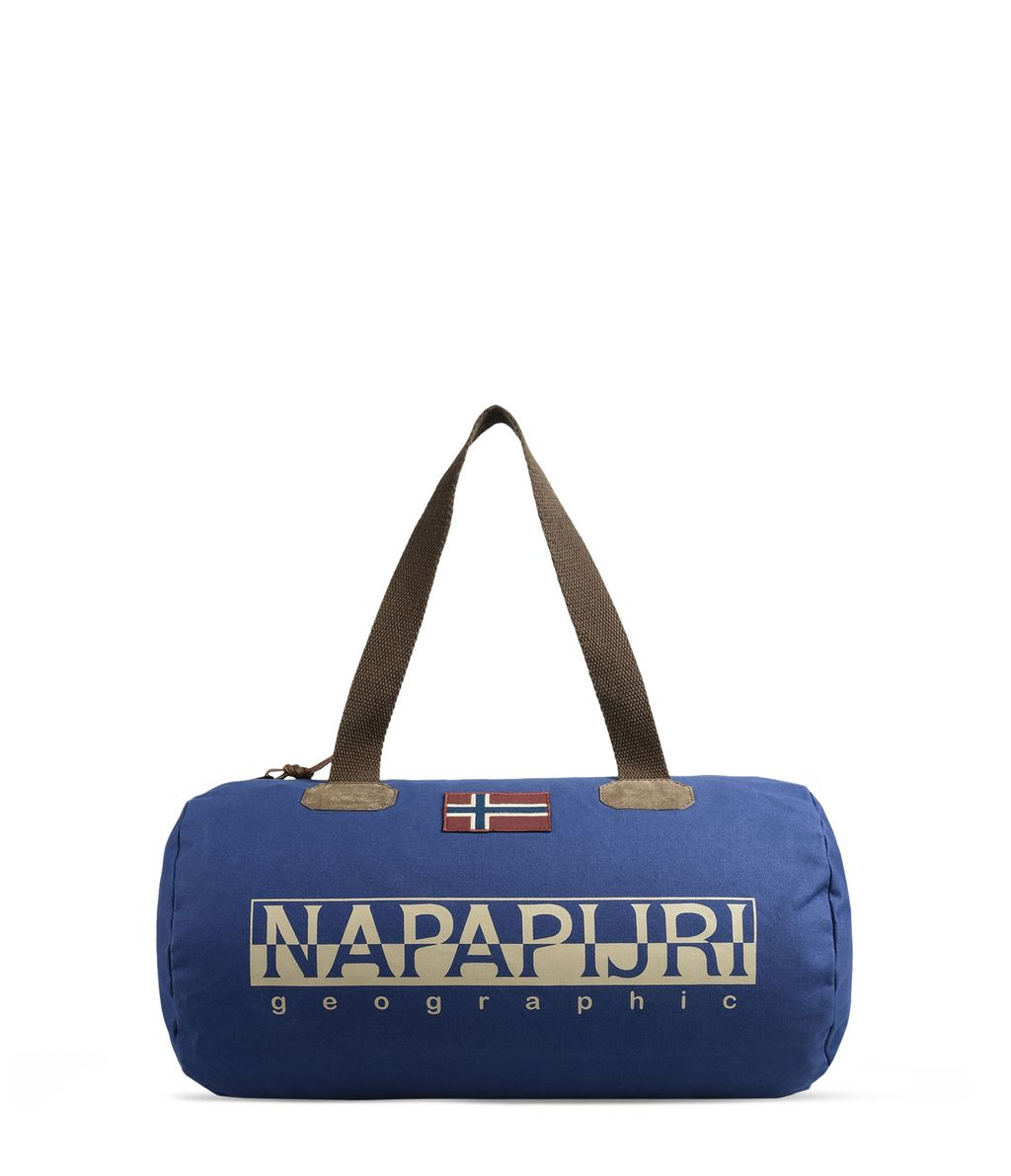 NAPAPIJRI BERING SMALL  TRAVEL BAG,BLUE