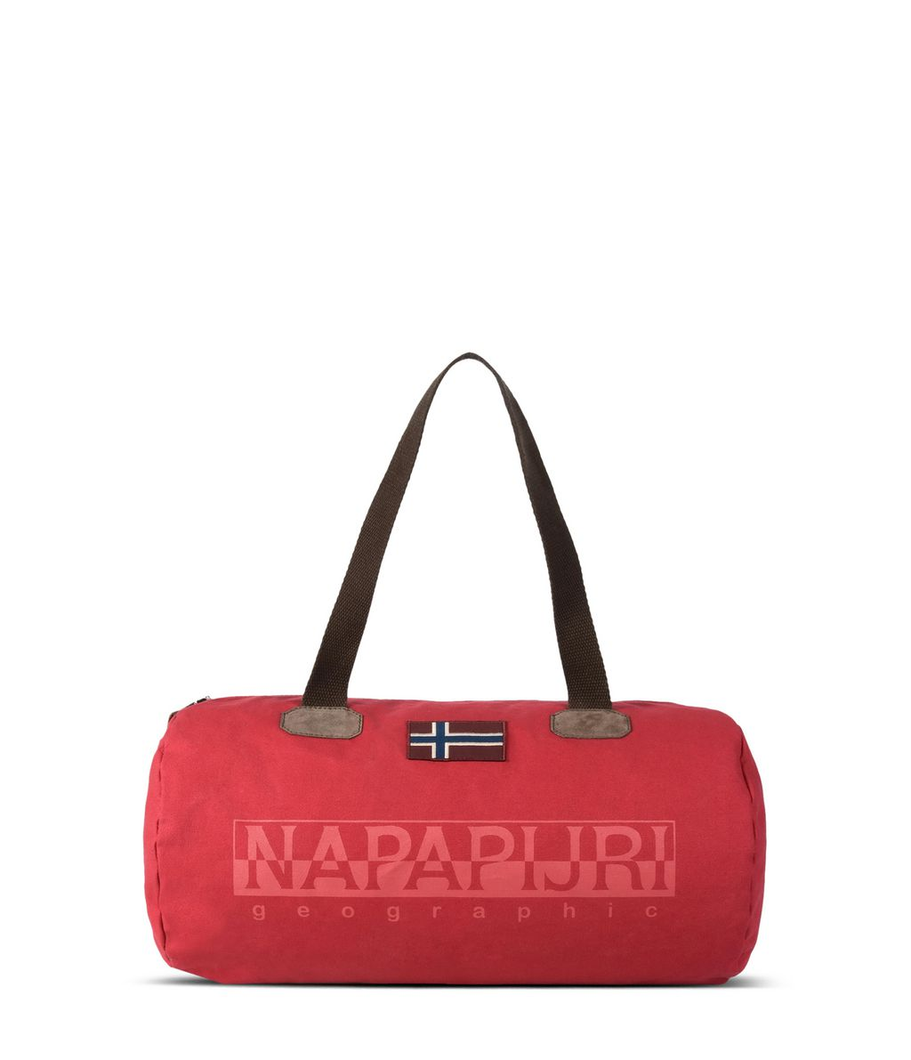 NAPAPIJRI BERING SMALL  TRAVEL BAG,CORAL