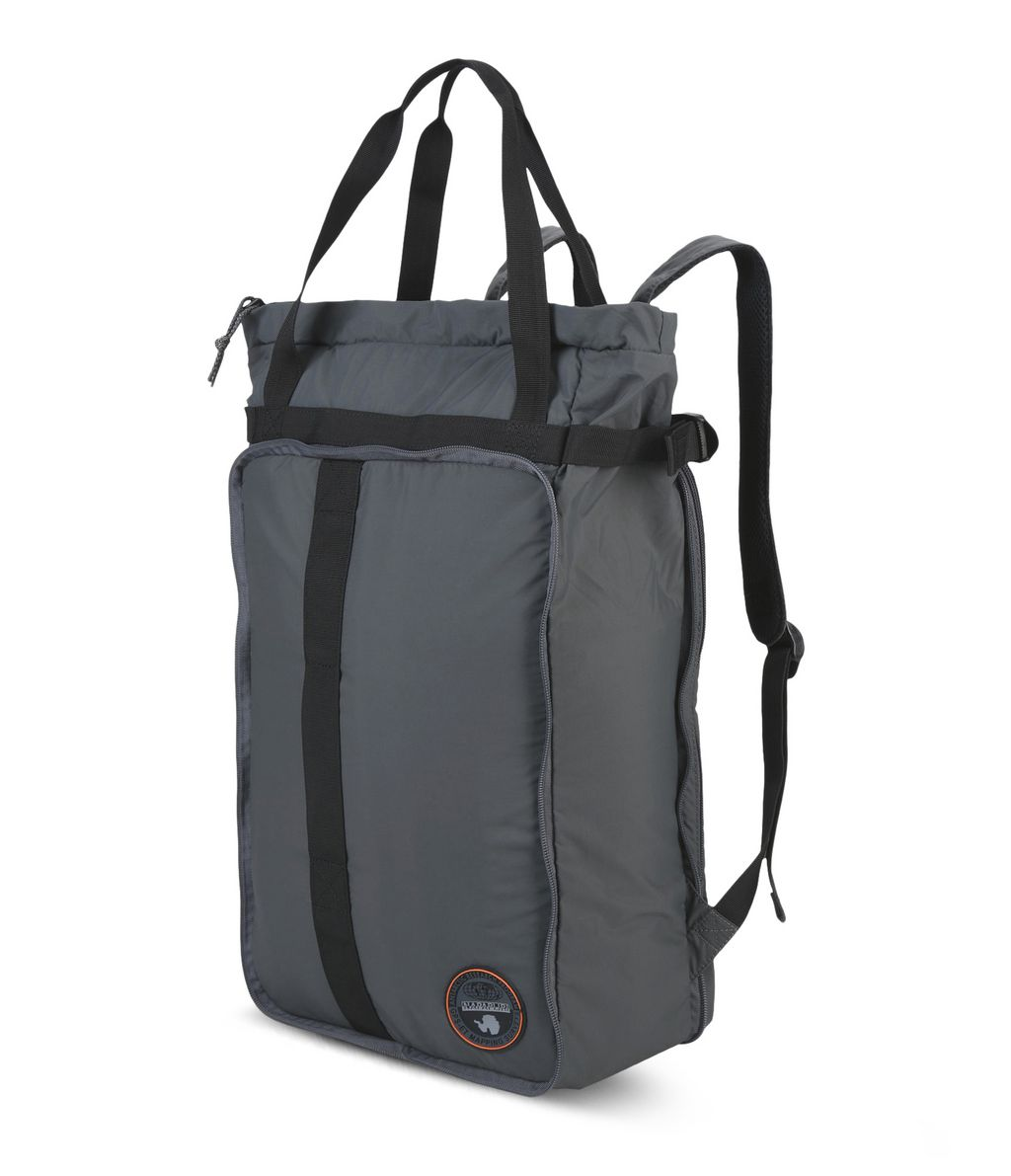 NAPAPIJRI HUDSON PC BAG  LAPTOP BAG,LEAD