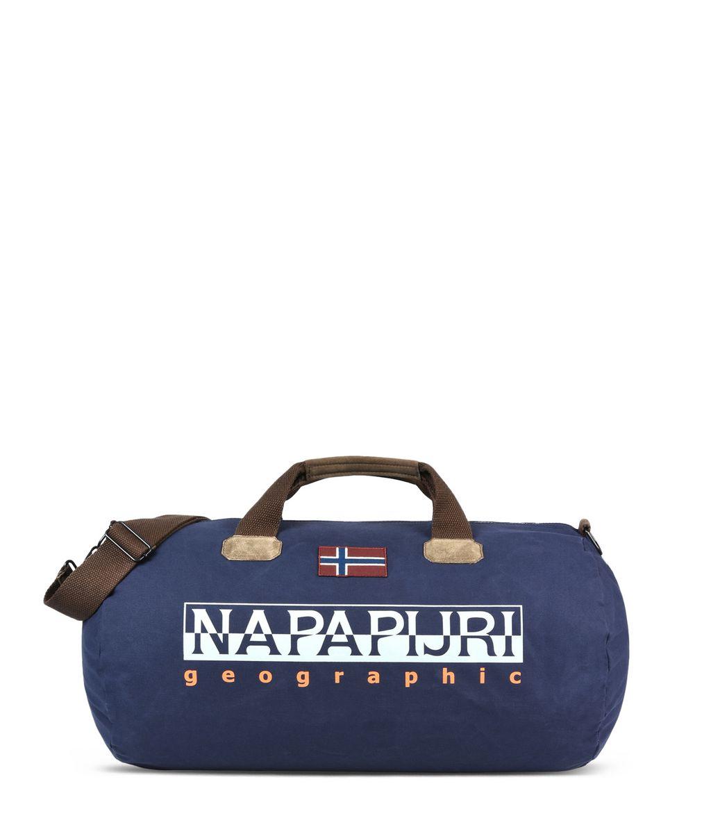 NAPAPIJRI BERING  TRAVEL BAG,DARK BLUE