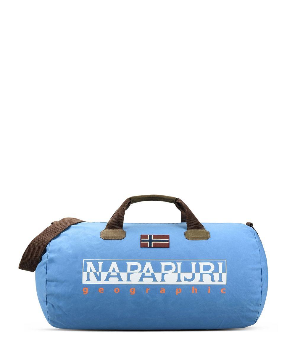 NAPAPIJRI BERING  TRAVEL BAG,AZURE