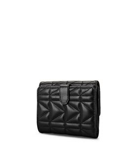 KARL LAGERFELD K/KUILTED SMALL CONTINENTAL