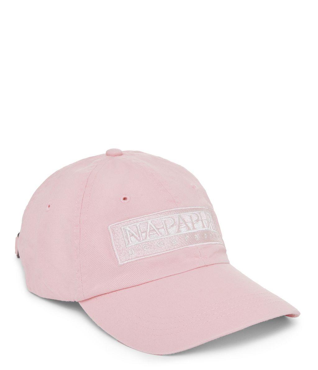 NAPAPIJRI FLON  HAT,LIGHT PINK