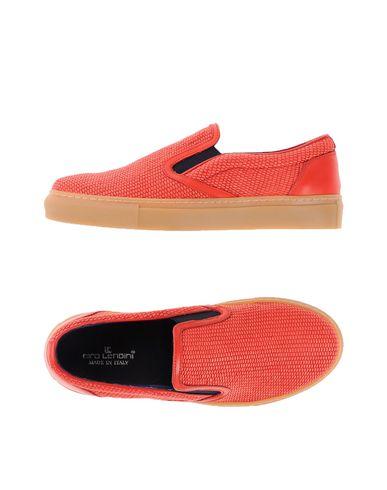 Фото - Низкие кеды и кроссовки от CIRO LENDINI красного цвета