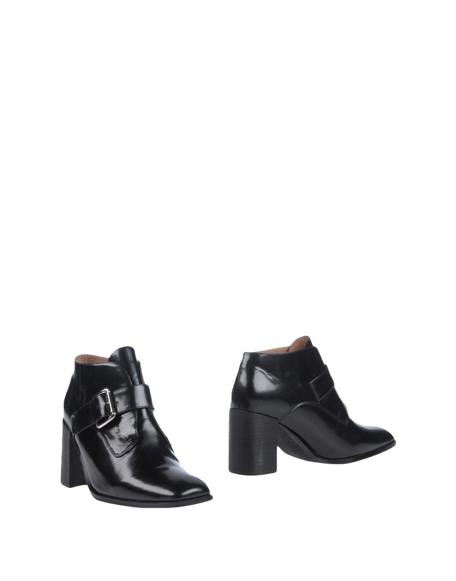 JEFFREY CAMPBELL Полусапоги и высокие ботинки цены онлайн