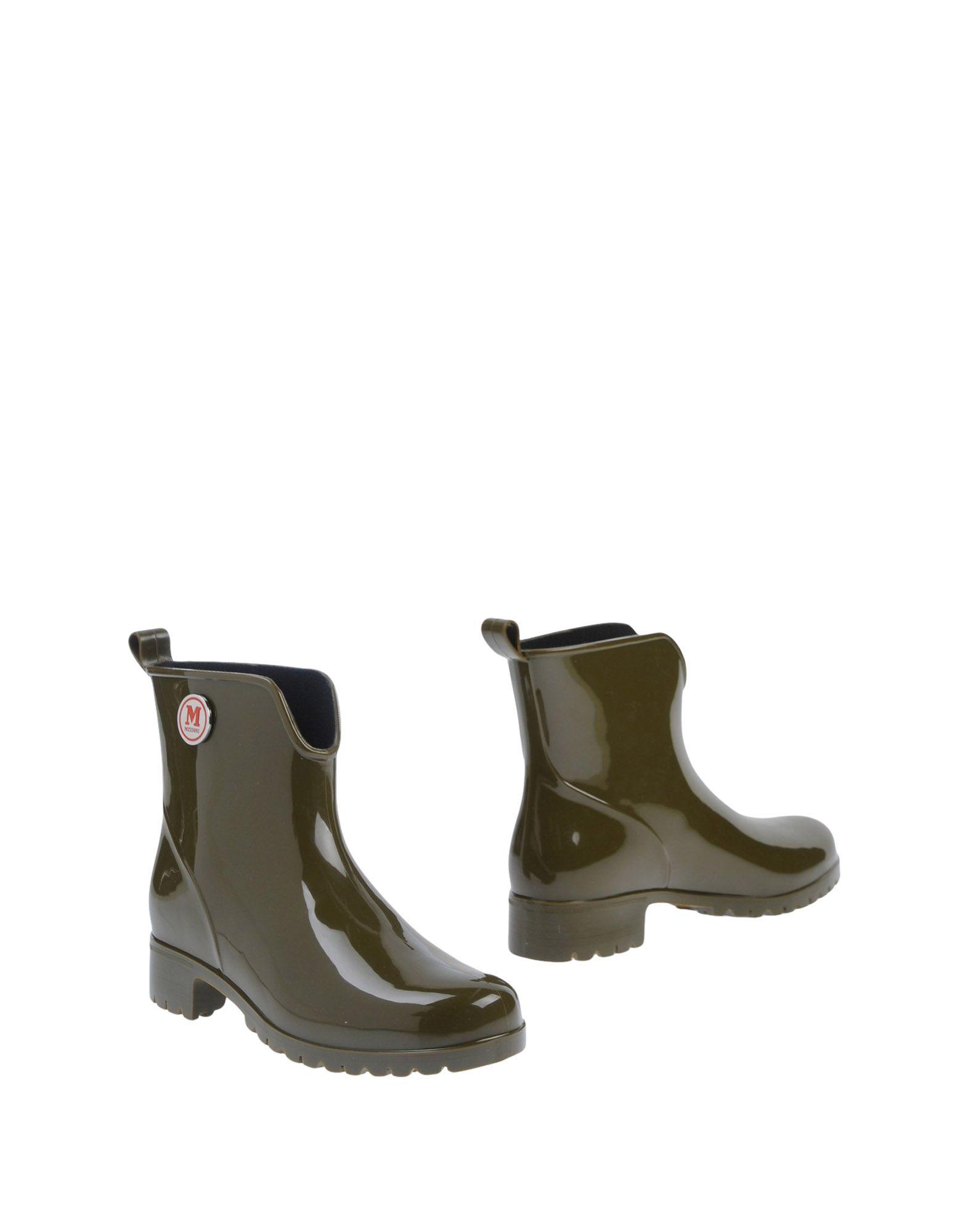 M MISSONI Полусапоги и высокие ботинки ботинки высокие quiksilver jax m shoe black brown