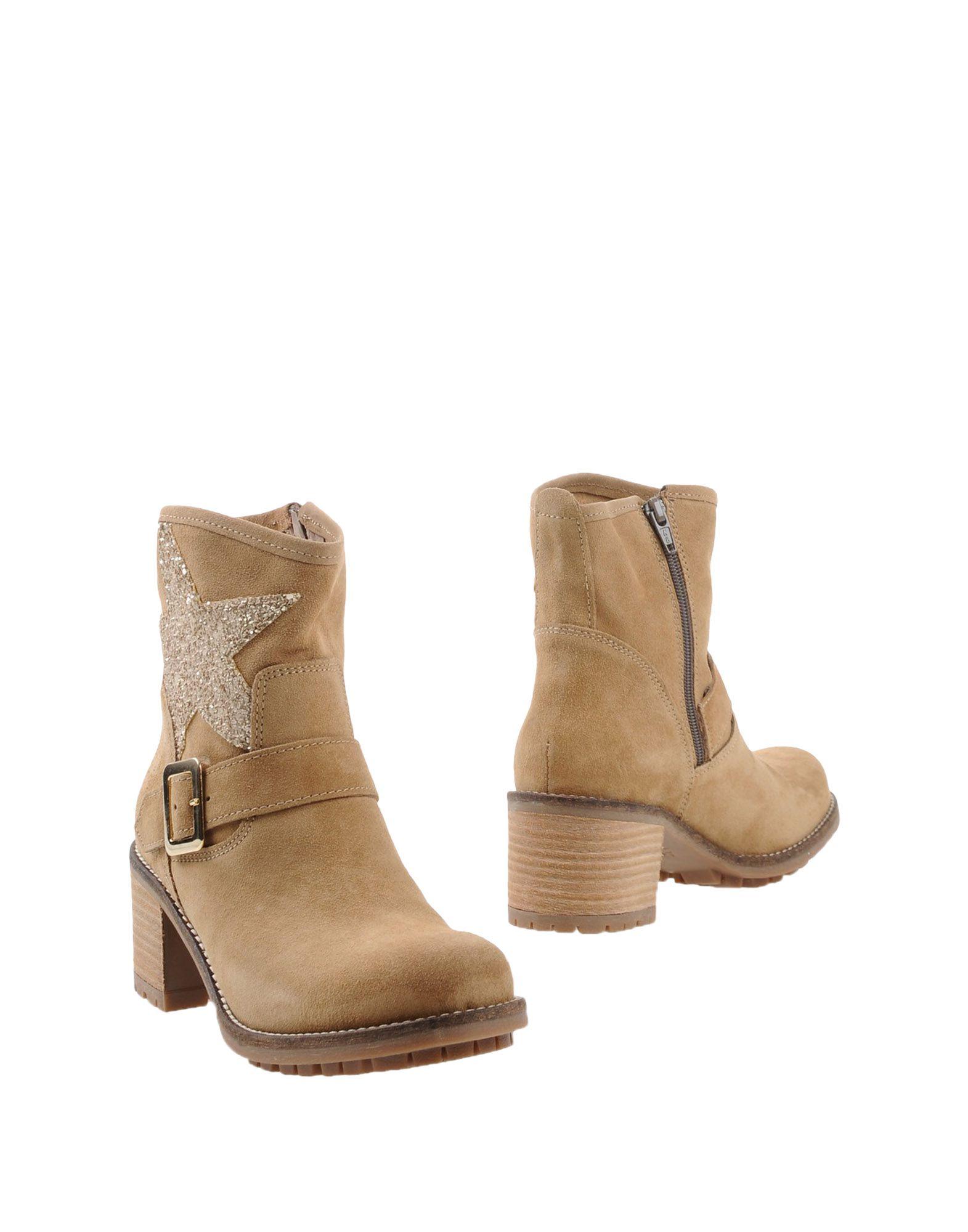 E(X)IT Полусапоги и высокие ботинки цены онлайн