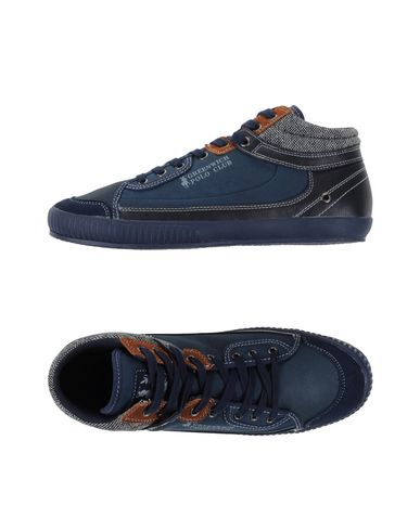 Foto GREENWICH POLO CLUB Sneakers & Tennis shoes alte uomo