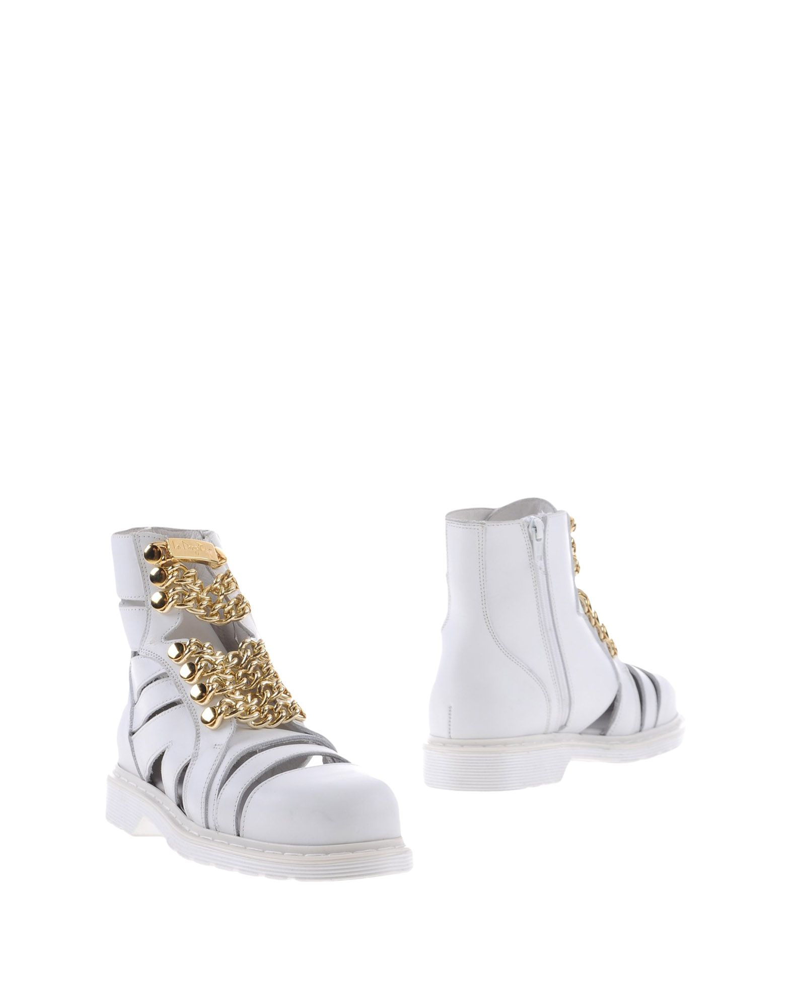 купить LE DANGEROUGE Полусапоги и высокие ботинки дешево
