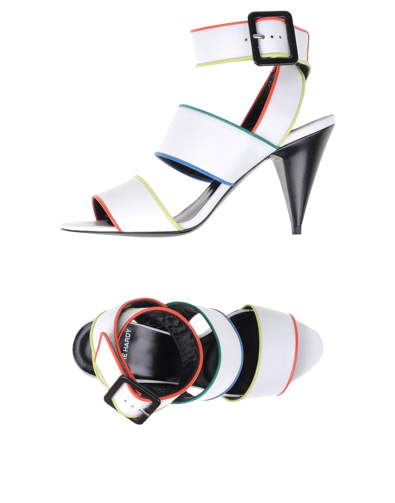 Фото - PIERRE HARDY Сандалии pierre hardy обувь на шнурках