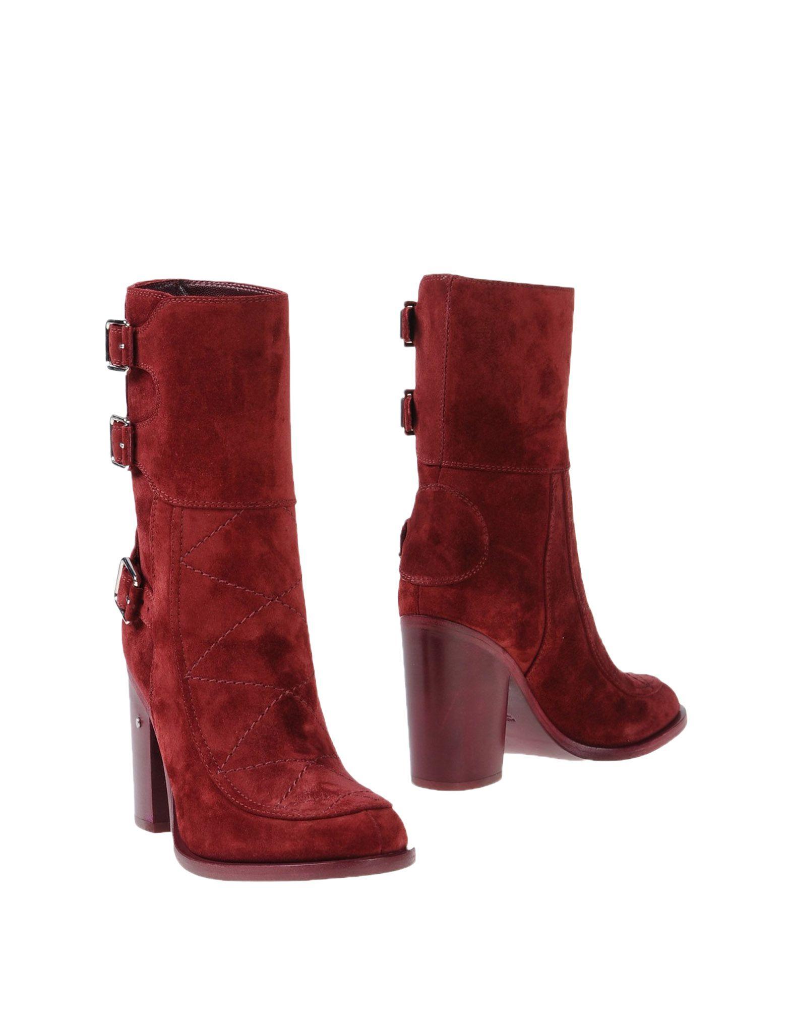 цена LAURENCE DACADE Полусапоги и высокие ботинки