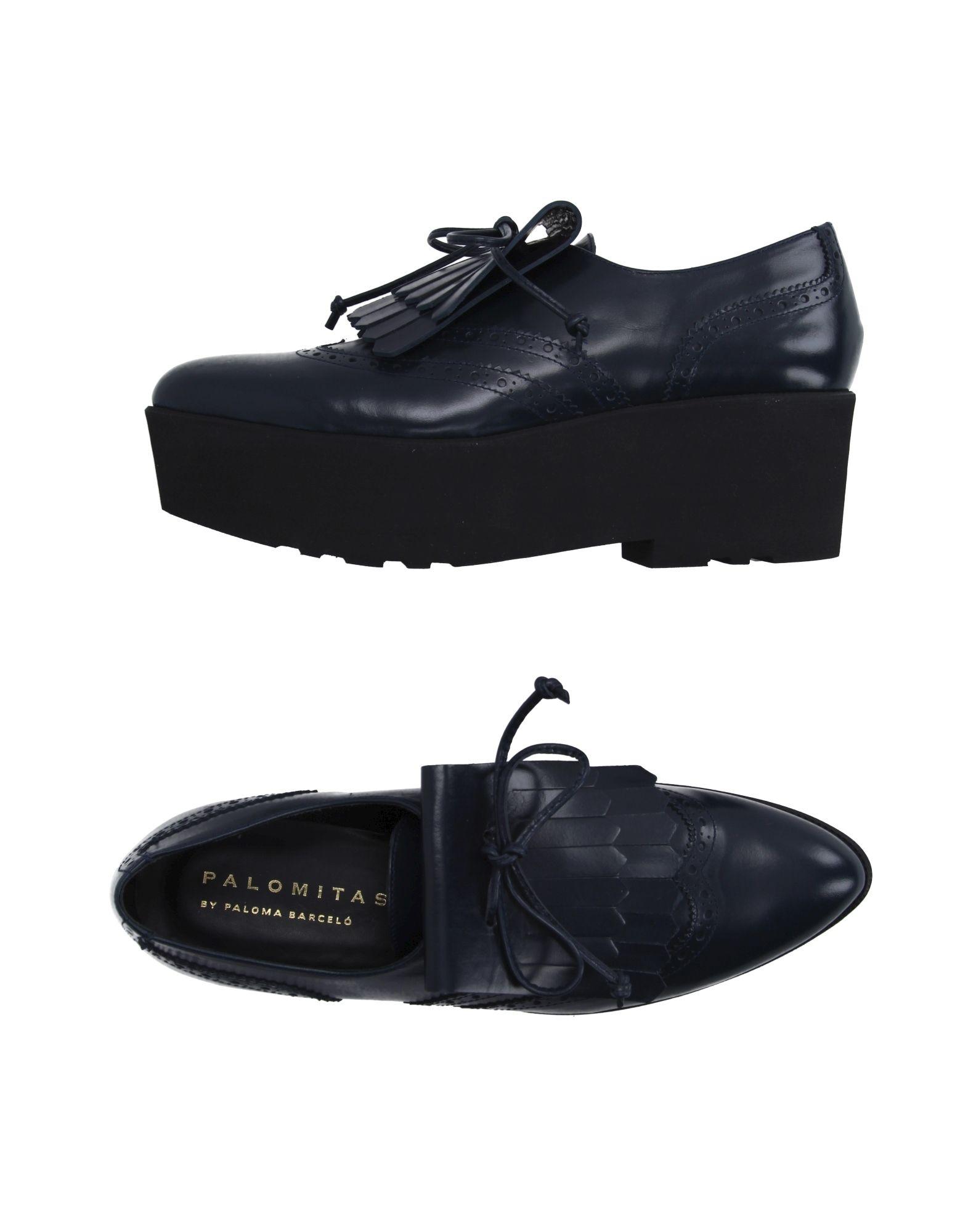 PALOMITAS by PALOMA BARCELÓ Обувь на шнурках h by hudson обувь на шнурках