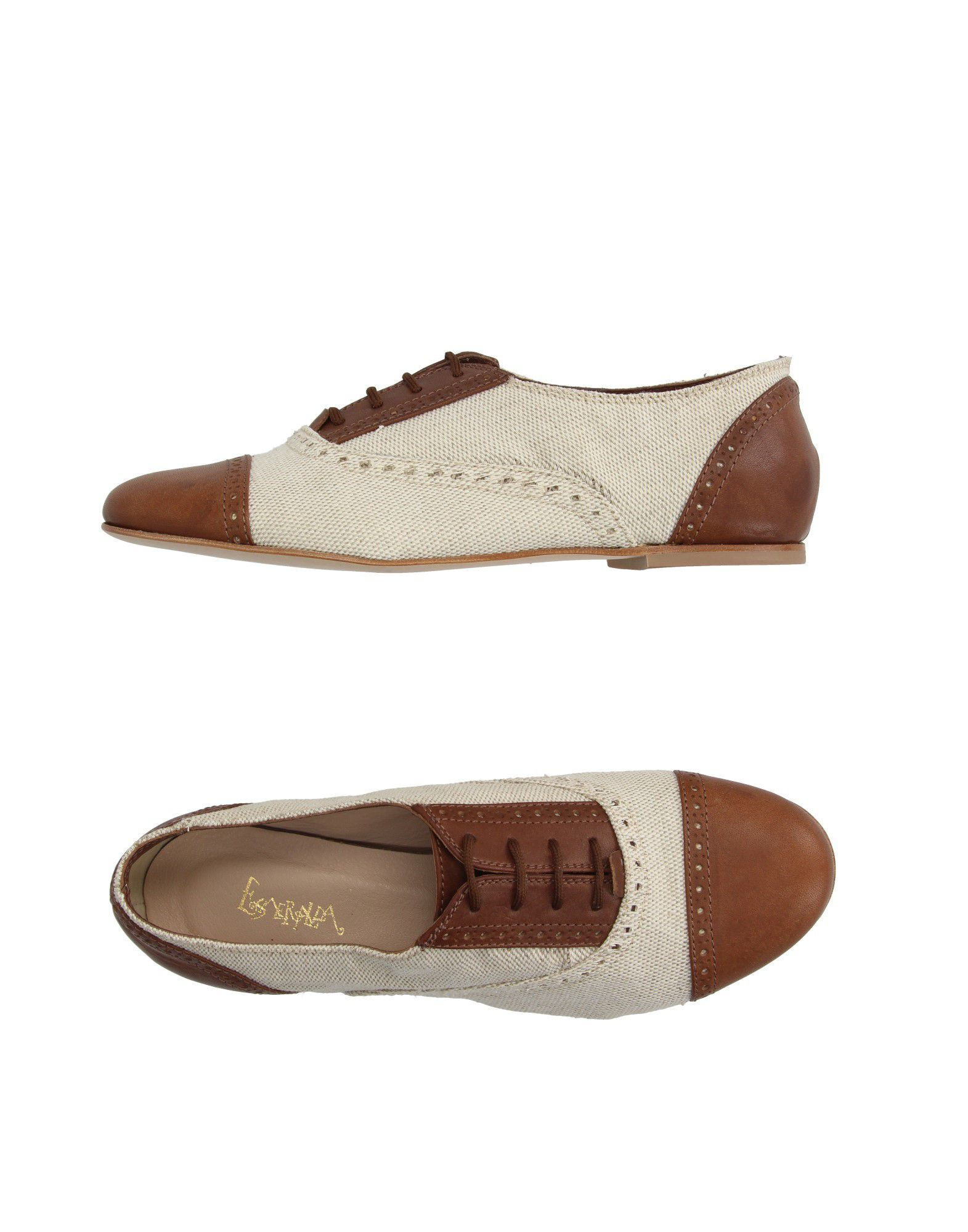 цена ESMERALDA Обувь на шнурках онлайн в 2017 году