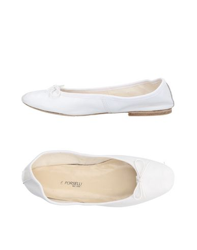 zapatillas E.PORSELLI Bailarinas mujer