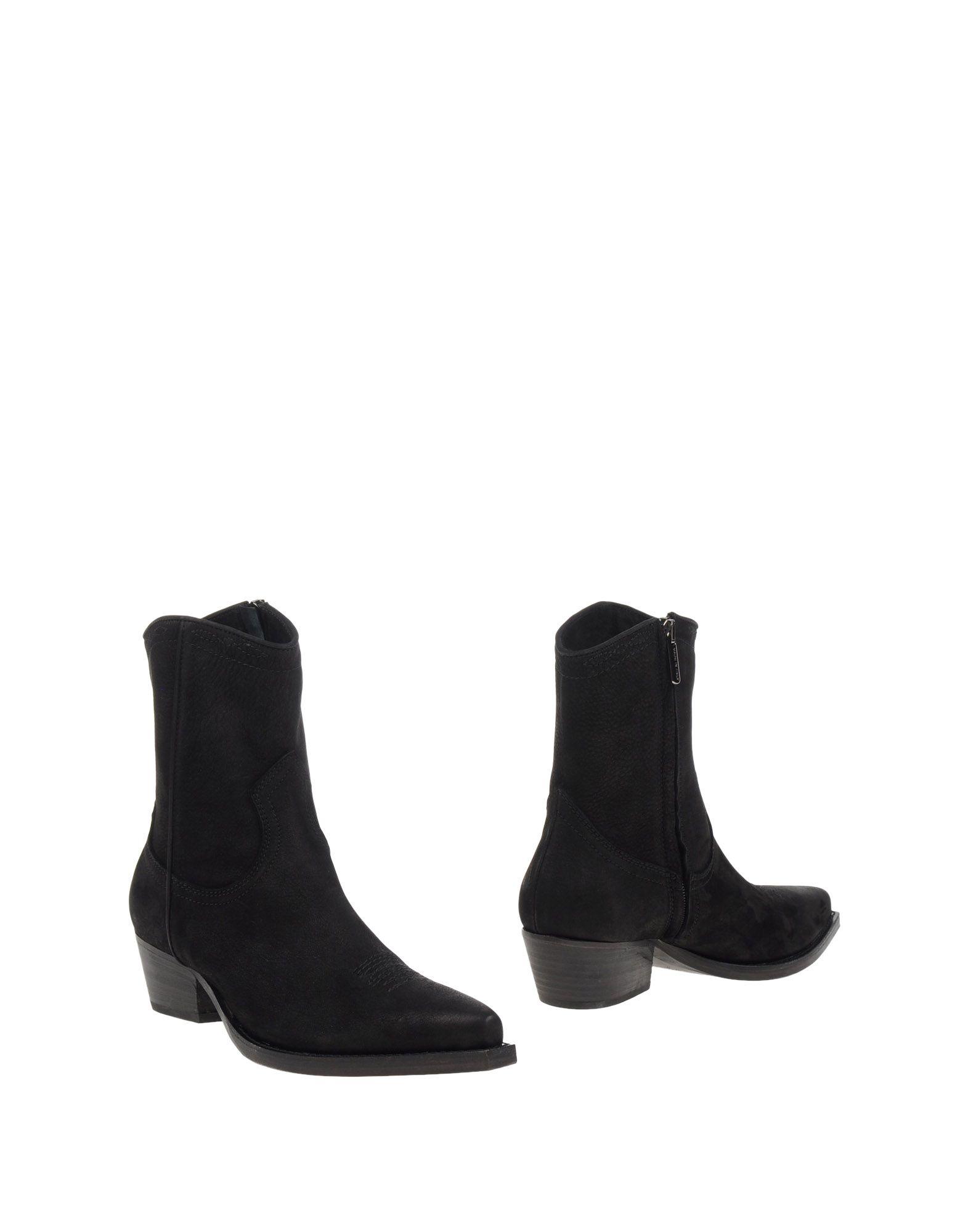 LUCA VALENTINI Полусапоги и высокие ботинки