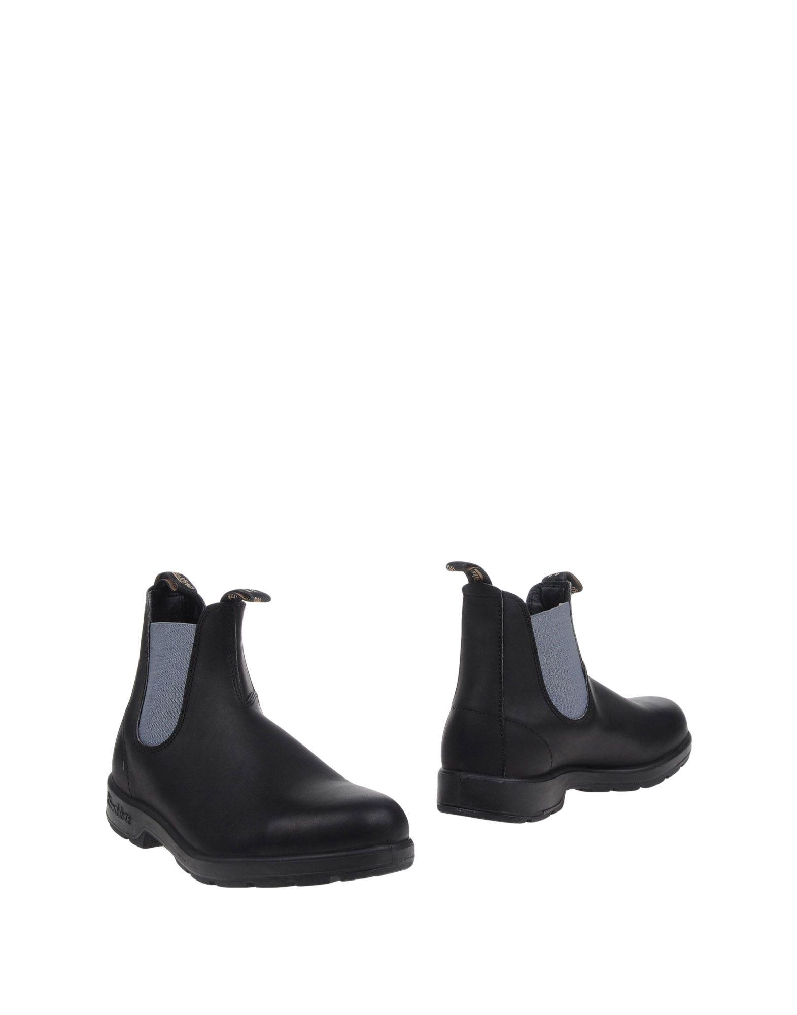 BLUNDSTONE Полусапоги и высокие ботинки grey mer полусапоги и высокие ботинки