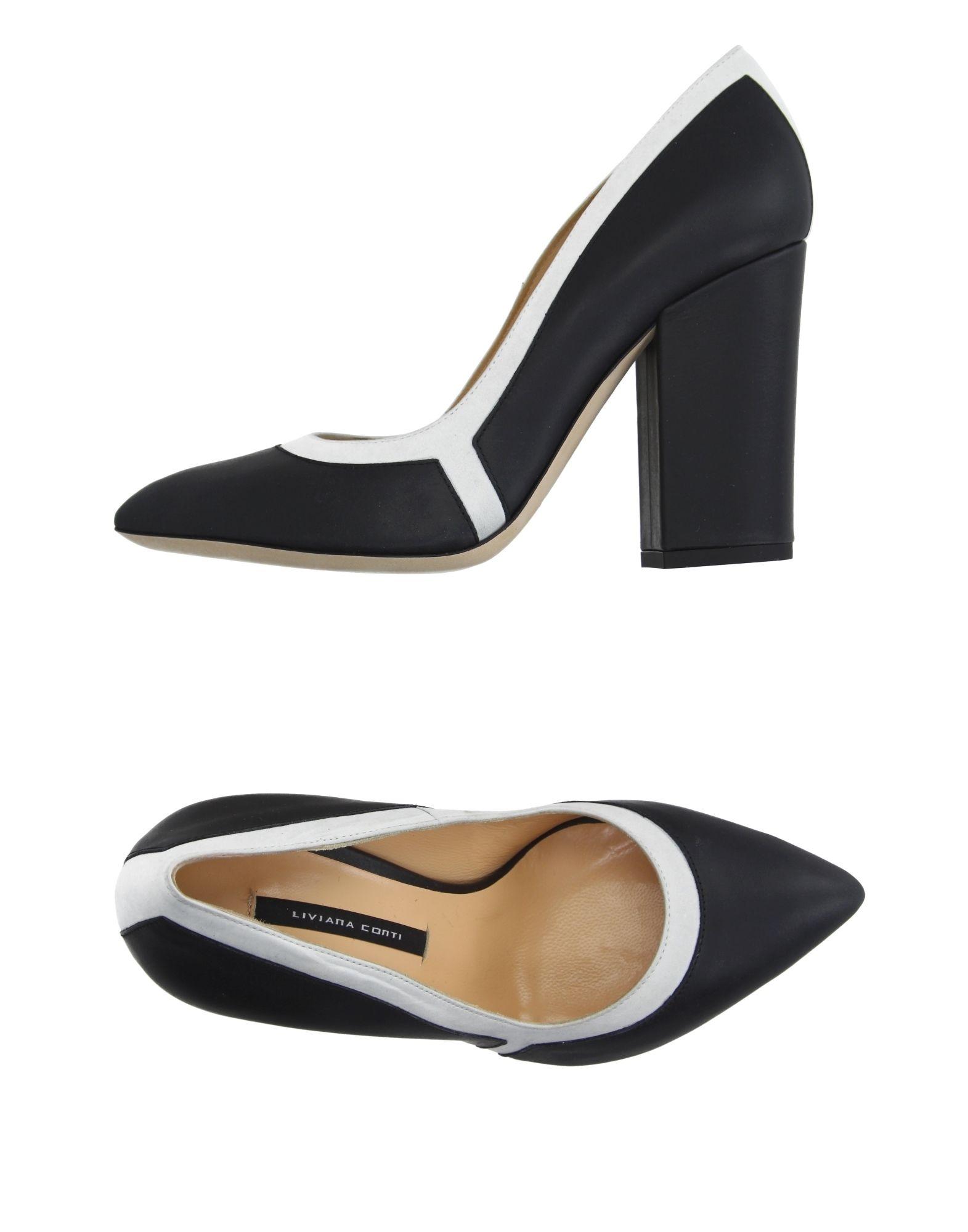 LIVIANA CONTI Туфли цены онлайн