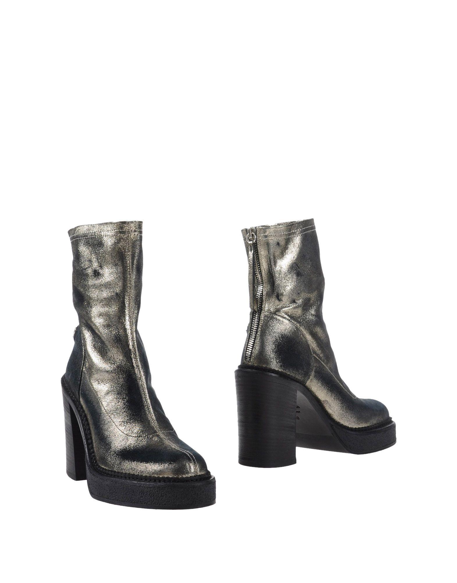 PREMIATA Полусапоги и высокие ботинки grey mer полусапоги и высокие ботинки