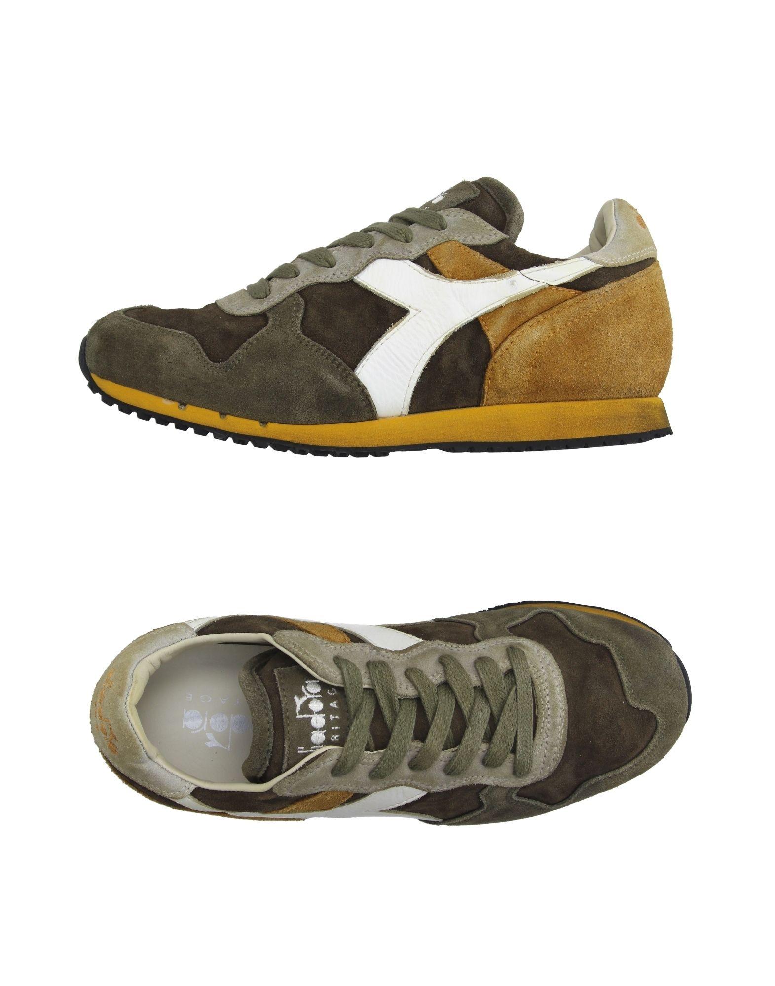 DIADORA HERITAGE Низкие кеды и кроссовки