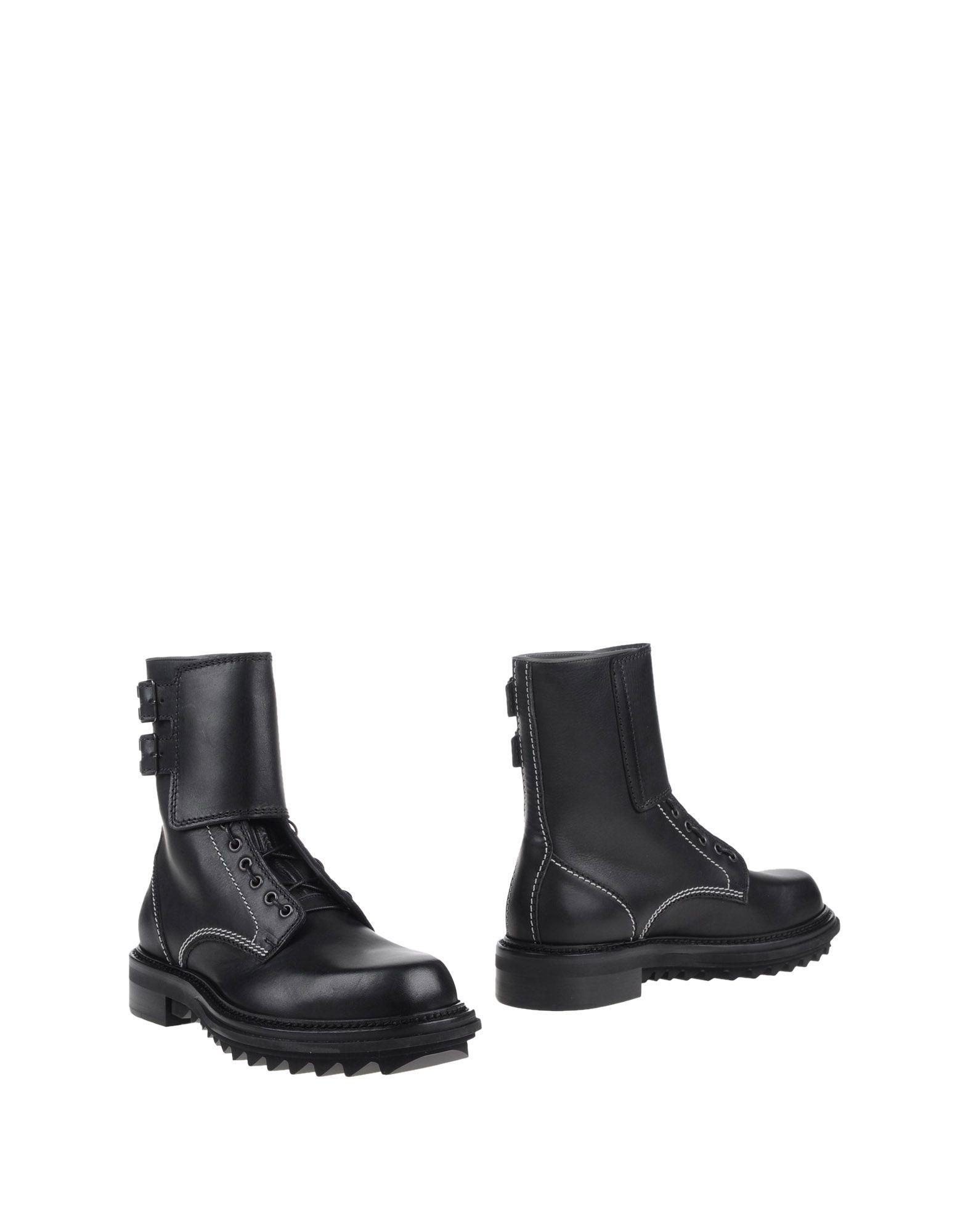 LANVIN Полусапоги и высокие ботинки fessura полусапоги и высокие ботинки