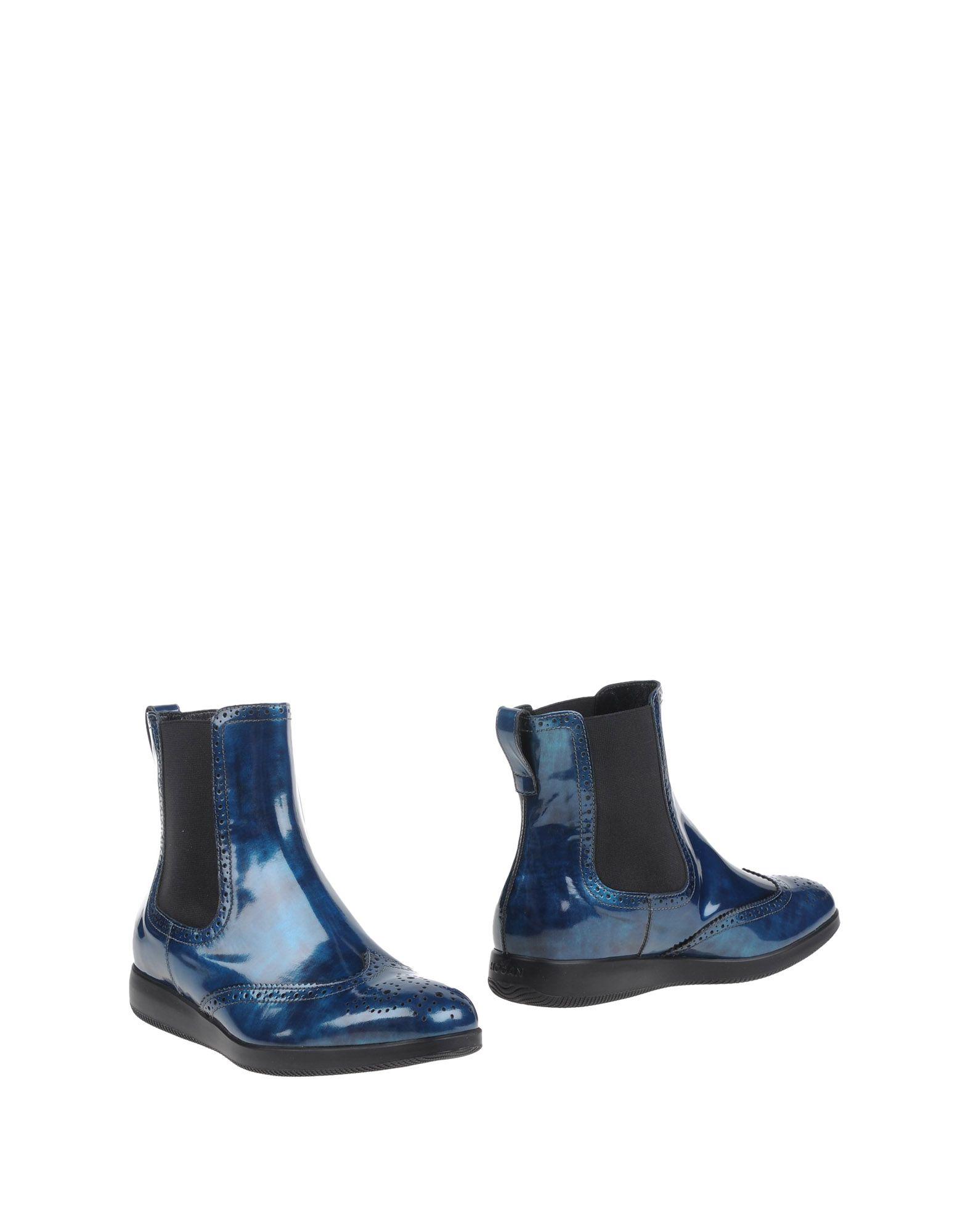 цена на HOGAN Полусапоги и высокие ботинки