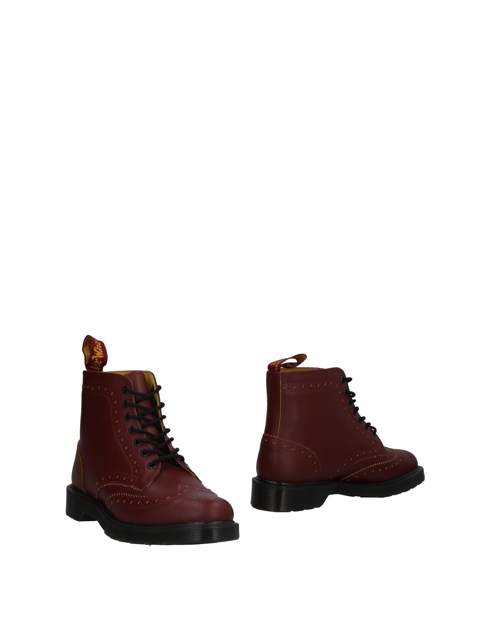 DR. MARTENS Полусапоги и высокие ботинки ботинки dr martens dr martens dr004amxmp43