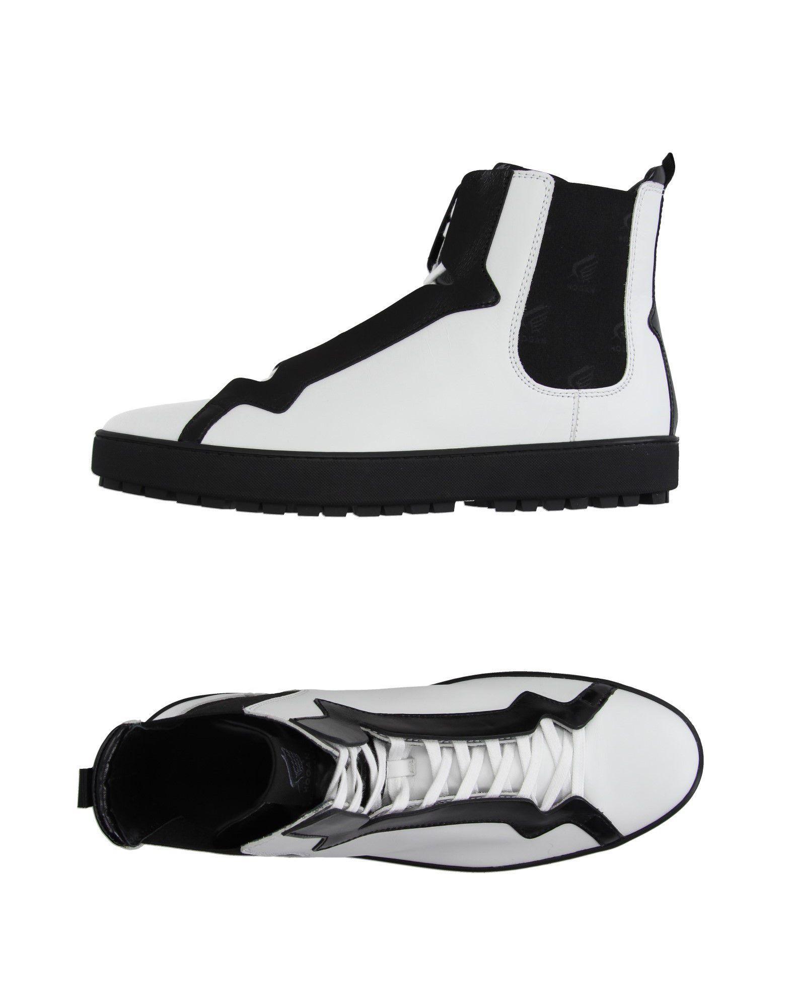 HOGAN Высокие кеды и кроссовки