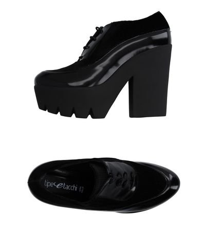 Обувь на шнурках TIPE E TACCHI 11014104HM