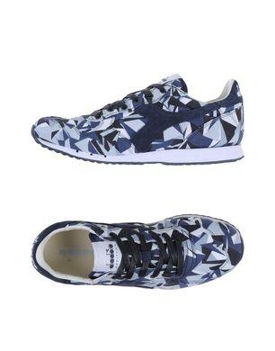DIADORA HERITAGE Herren Low Sneakers & Tennisschuhe Farbe Himmelblau Größe 7 Sale Angebote Jämlitz-Klein Düben