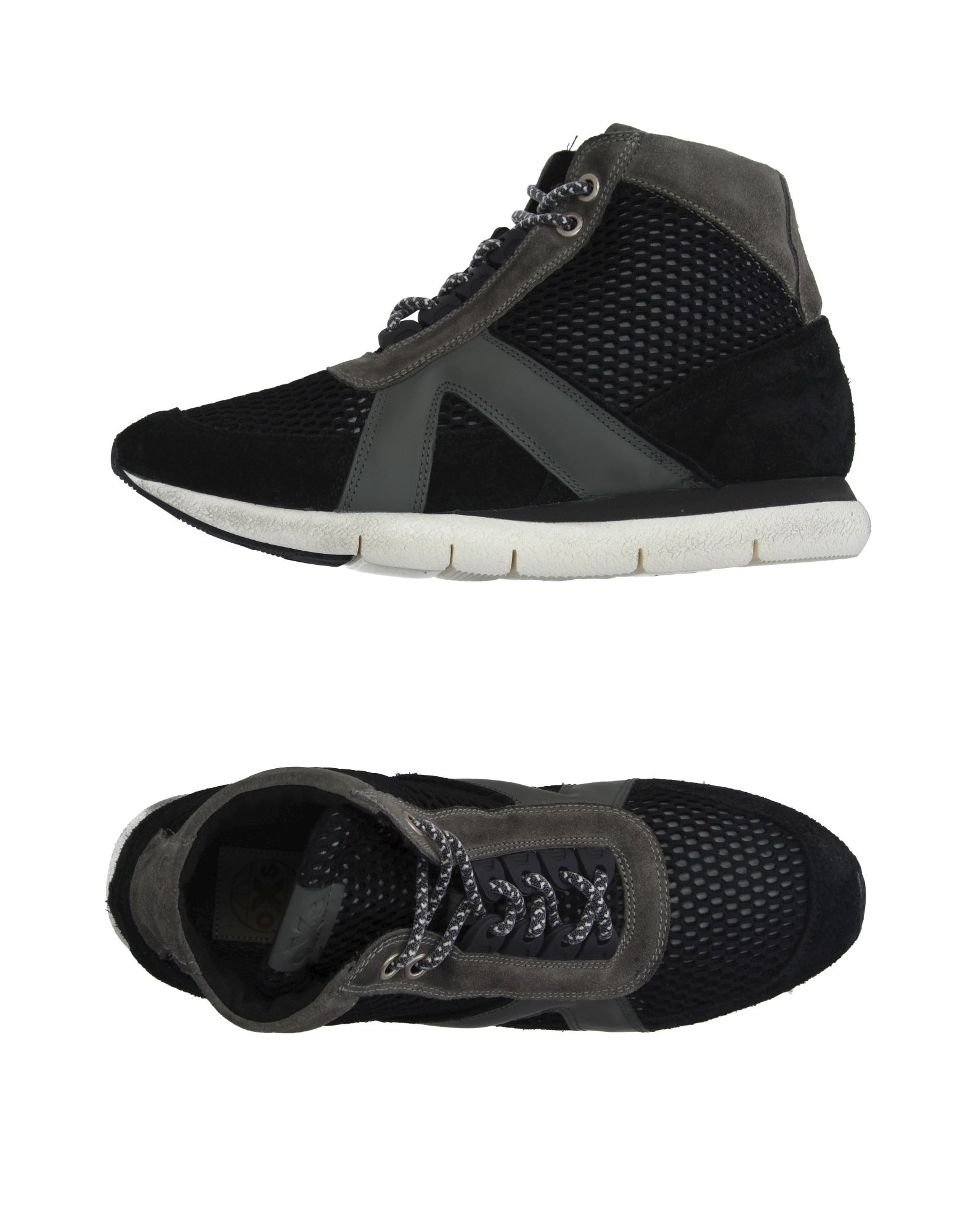 O.X.S. Высокие кеды и кроссовки цены онлайн