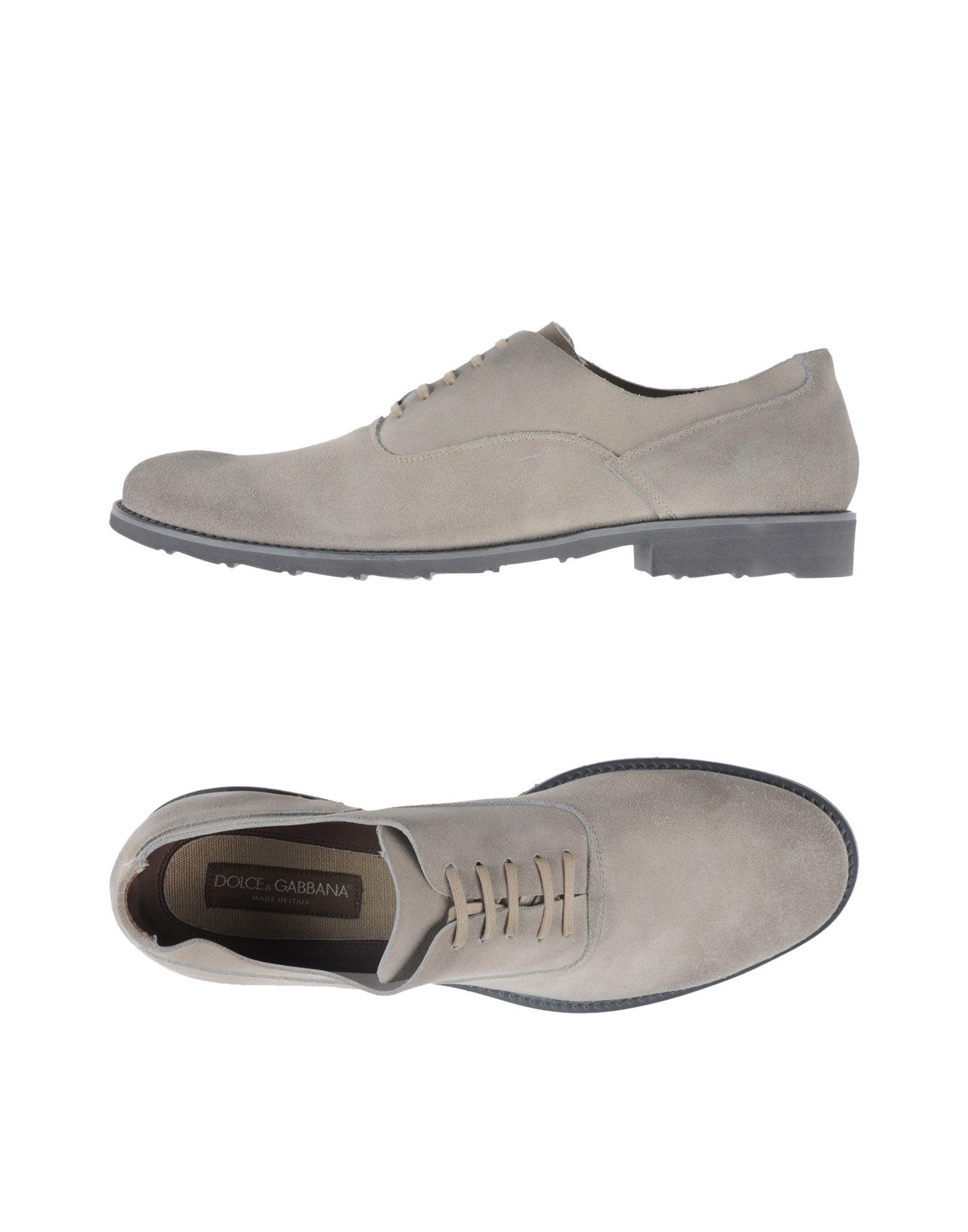 Фото - DOLCE & GABBANA Обувь на шнурках обувь на высокой платформе dkny