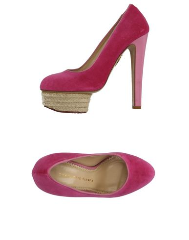 Foto CHARLOTTE OLYMPIA Decolletes donna