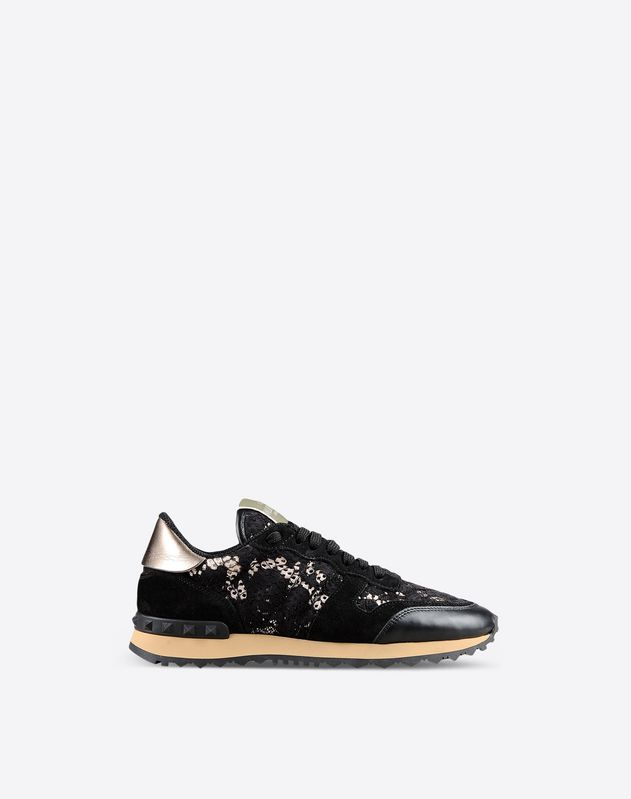 Lace sneaker for Woman | Valentino