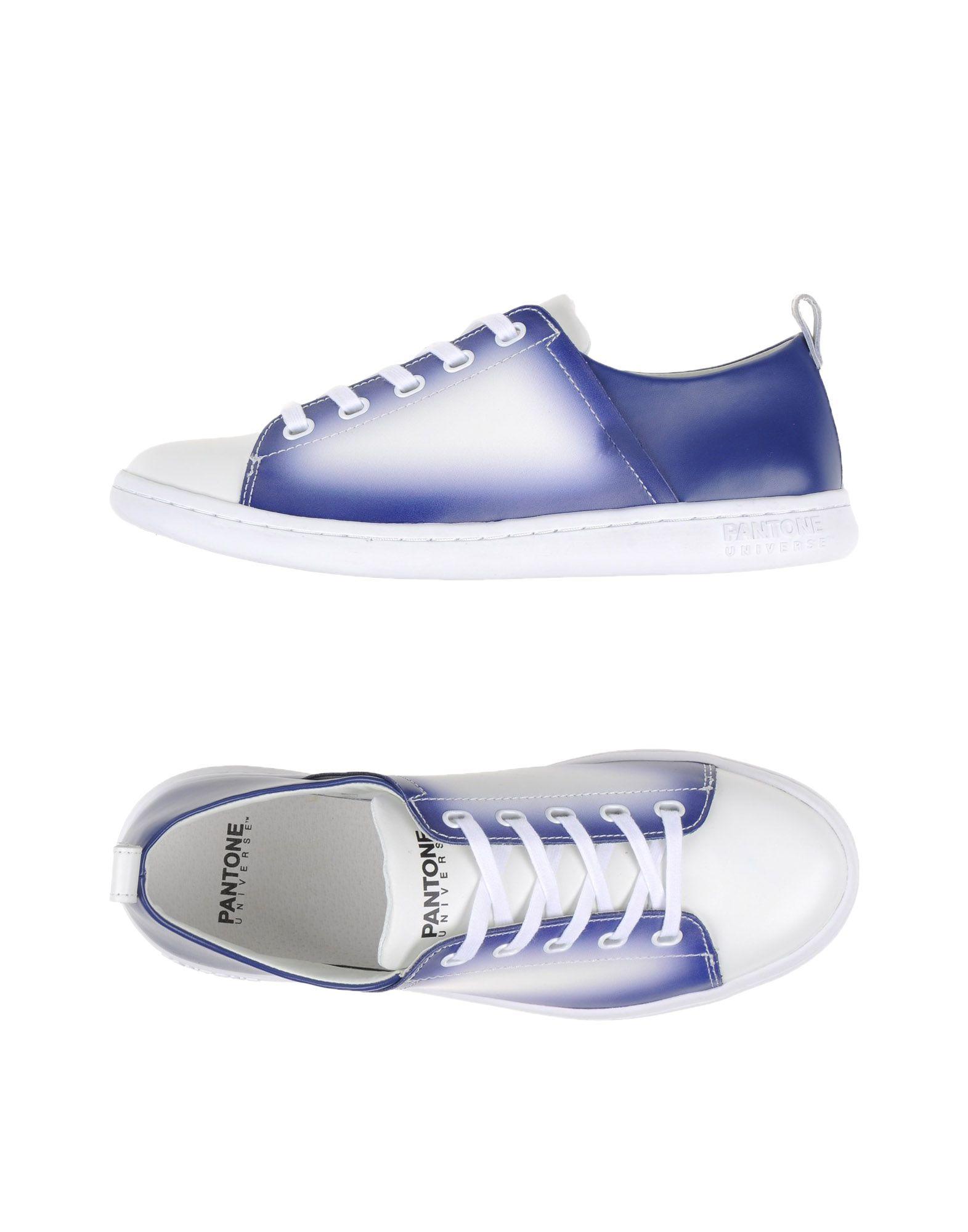 PANTONE UNIVERSE FOOTWEAR Низкие кеды и кроссовки босоножки gas footwear