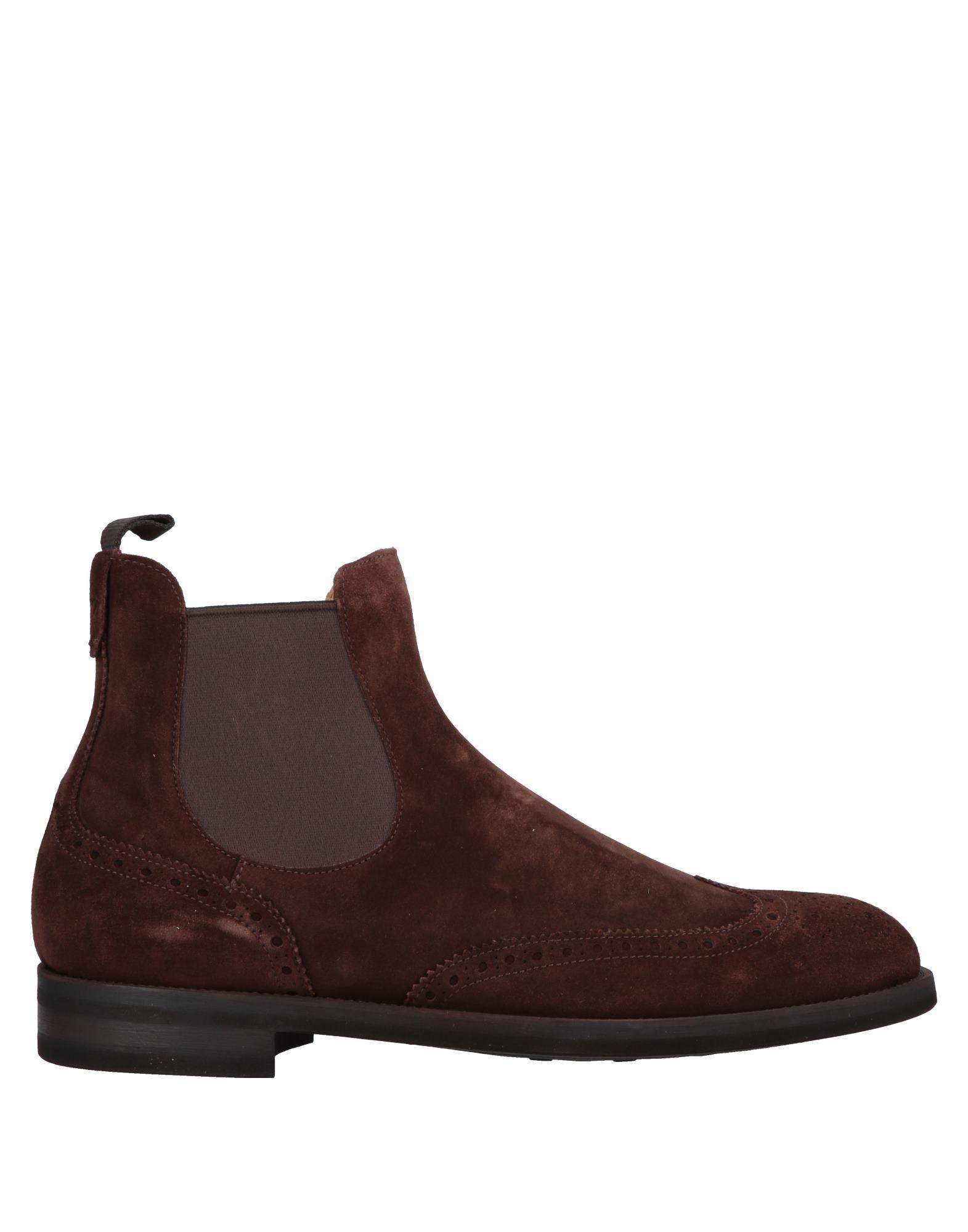 SUTOR MANTELLASSI Полусапоги и высокие ботинки цены онлайн