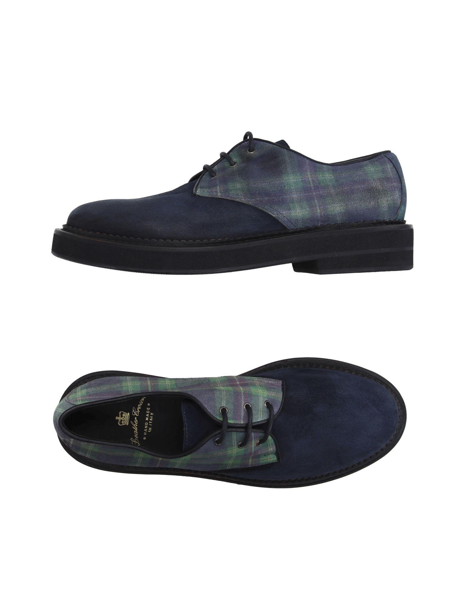 Фото LEATHER CROWN Обувь на шнурках