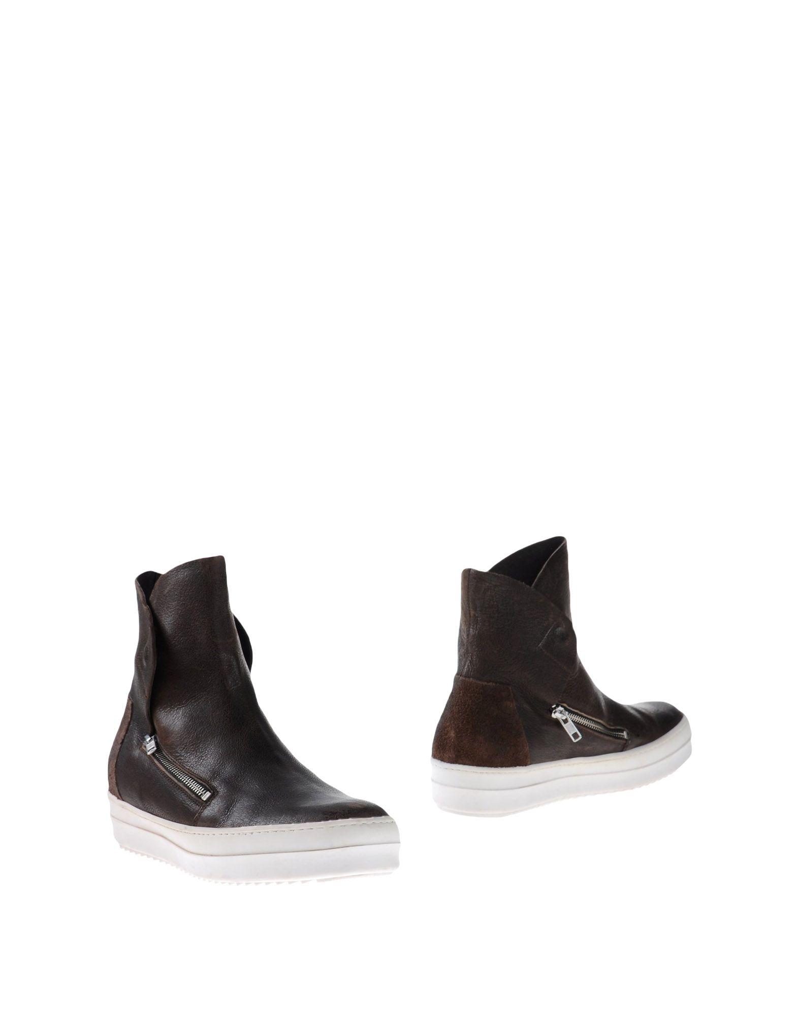 DANIELE ALESSANDRINI Полусапоги и высокие ботинки цены онлайн