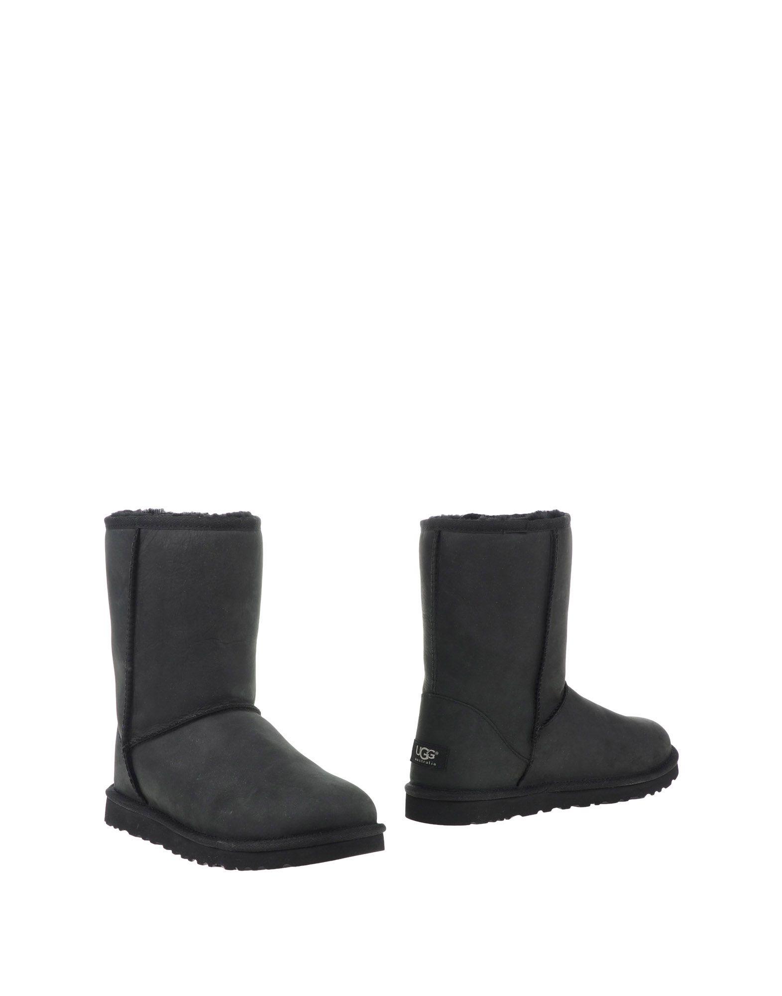 купить UGG AUSTRALIA Полусапоги и высокие ботинки по цене 10250 рублей